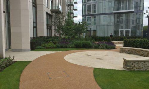 Lillie Square, London